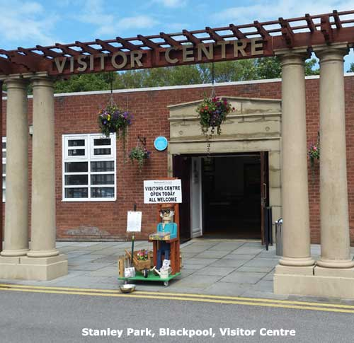 Stanley Park Visitor Centre, Blackpool