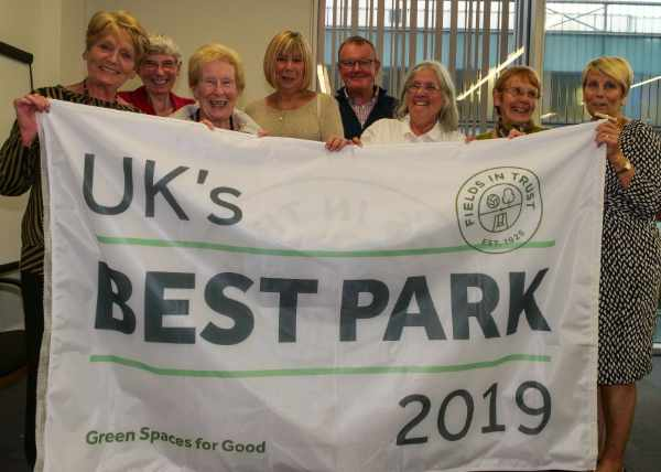 Fields in Trust Best Park in the UK - Stanley Park Blackpool